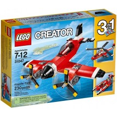 Klocki LEGO® Creator 31047 Propeller Plane
