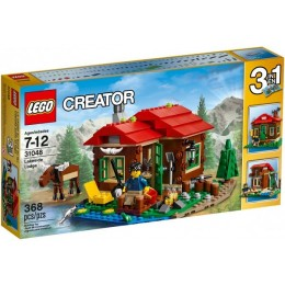 Klocki LEGO Creator 31048 Chatka nad Jeziorem