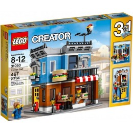 Klocki LEGO Creator 31050 Sklep na Rogu