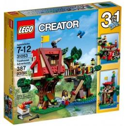Klocki LEGO Creator 31053 Przygody w domku na drzewie