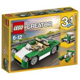 Klocki LEGO Creator 31056 Zielony krążownik 3w1