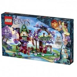 Klocki LEGO ELVES 41075 Kryjówka Elfów na drzewie