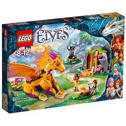 Klocki LEGO Elves 41175 Jaskinia Smoka Ognia