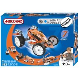 MECCANO 7 modeli konstrukcyjnych