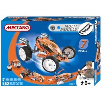 MECCANO 4505 7 modeli konstrukcyjnych