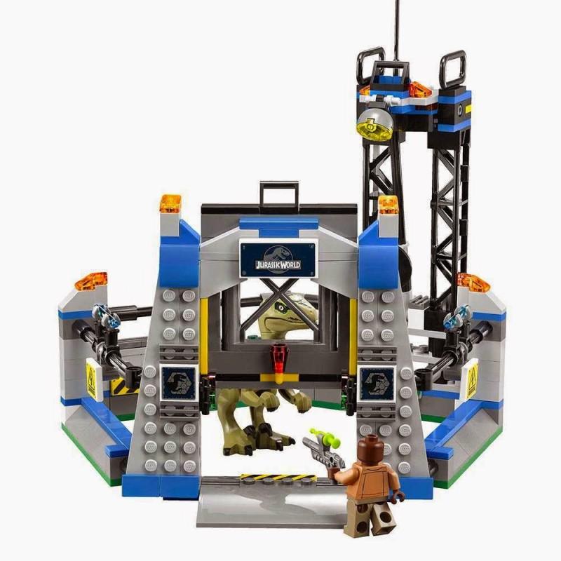 Klocki Lego Jurassic World 75920 Ucieczka Raptora Sklep Zabawkowy