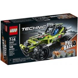 Klocki LEGO Technic 42027 Pustynna Wyścigówka