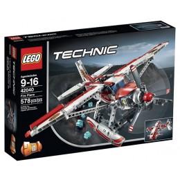 Klocki LEGO Technic 42040 Samolot Strażacki