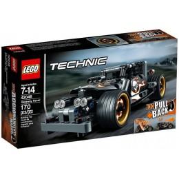 Klocki LEGO Technic 42046 Wyścigówka Zbiegów