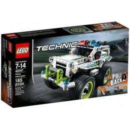 Klocki LEGO Technic 42047 Radiowóz Pościgowy