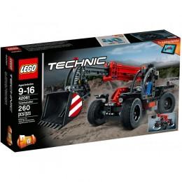 Klocki LEGO TECHNIC 42061 Ładowarka teleskopowa