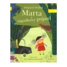 Egmont – Książeczka Czytam sobie – Marta i zagadkowy pojazd – poziom 1 – 04921