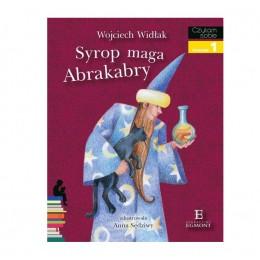 Egmont – Książeczka Czytam sobie – Syrop maga Abrakabry – poziom 1 – 0886