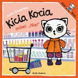 Media Rodzina – Książeczka Kicia Kocia mówi nie – 4629
