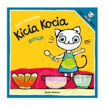 Media Rodzina – Książeczka Kicia Kocia gotuje – 5923