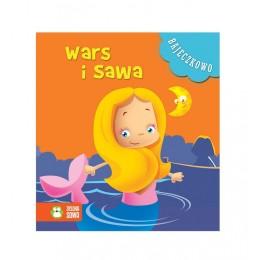 Zielona Sowa – Książeczka Wars i Sawa – 6581