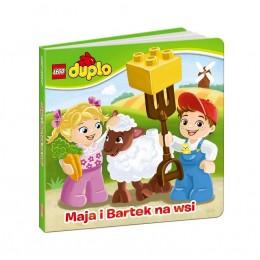 Ameet – Książeczka Lego Duplo – Maja i Bartek na wsi – 6792