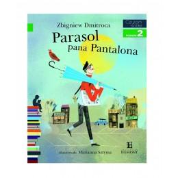 Egmont – Książeczka Czytam sobie – Parasol pana Pantalona – poziom 2 – 71210