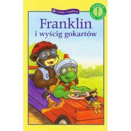 Debit - Książeczka Franklin i wyścig gokartów - 74990