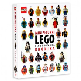 Minifigurki Lego – Ilustrowana kronika – 8239