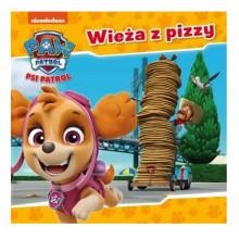 MSZ – Książeczka Psi Patrol – Wieża z pizzy – 8318