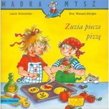 Media Rodzina – Seria Mądra Mysz – Książeczka Zuzia piecze pizzę – 85299