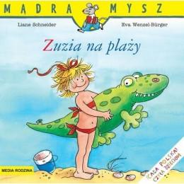 Media Rodzina – Seria Mądra Mysz – Książeczka Zuzia na plaży – 86210