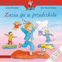Media Rodzina – Seria Mądra Mysz – Książeczka Zuzia śpi w przedszkolu – 86234