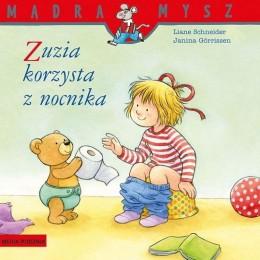 Media Rodzina – Seria Mądra Mysz – Książeczka Zuzia korzysta z nocnika – 87750