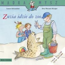 Media Rodzina – Seria Mądra Mysz – Książeczka Zuzia idzie do zoo – 88160