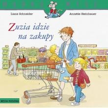 Media Rodzina – Seria Mądra Mysz – Książeczka Zuzia idzie na zakupy – 88658