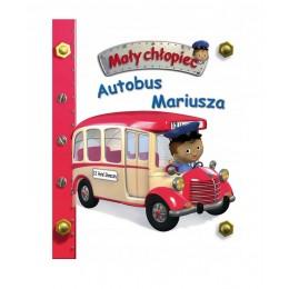 Dressler Dublin – Książeczka mały chłopiec – Autobus Mariusza – 93606