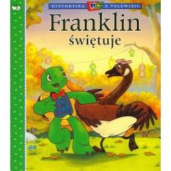 Debit - Książęczka edukacyjna - Franklin świętuje - 67455