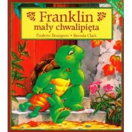 Debit - Książęczka edukacyjna - Franklin mały chwalipięta - 67307