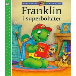 Debit - Książęczka edukacyjna - Franklin i superbohater - 67321