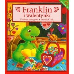 Debit - Książęczka edukacyjna - Franklin i walentynki - 67320