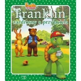 Debit - Książęczka edukacyjna - Franklin zazdrosny o przyjaciela - 67908