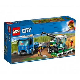 LEGO® City 60223 Transporter kombajnu