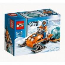 Klocki LEGO City 60032 Arktyczny Skuter Śnieżny
