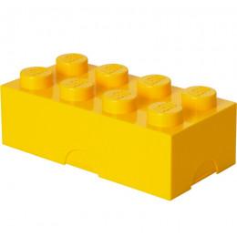 LEGO - Pojemnik na śniadanie - Lunch box - Żółty 2328