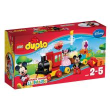 LEGO DUPLO 10597 Parada urodzinowa Miki i Minnie