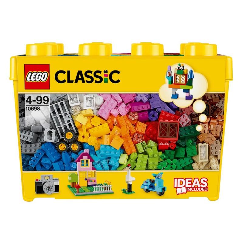 Lego Classic 10698 Duże Pudełko 790 El Sklep Zabawkowy Kimlandpl