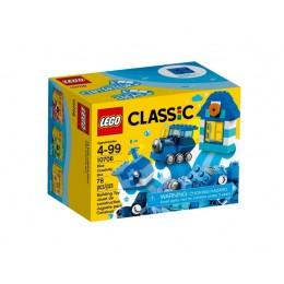 LEGO Classic 10706 Niebieski zestaw kreatywny