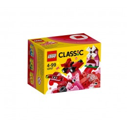 LEGO® Classic 10707 Czerwony zestaw kreatywny