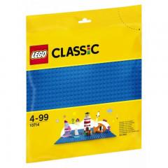 LEGO® Classic 10714 Niebieska płytka konstrukcyjna