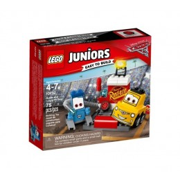Klocki LEGO Juniors 10732 Punkt serwisowy Guido i Luigi