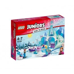 LEGO® Juniors 10736 Plac zabaw Anny i Elsy