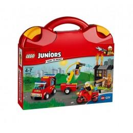 LEGO® Juniors 10740 Patrol strażacki