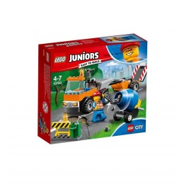 LEGO® Juniors 10750 Samochód robót drogowych