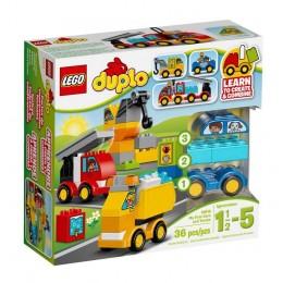 LEGO® DUPLO® 10816 Moje pierwsze pojazdy